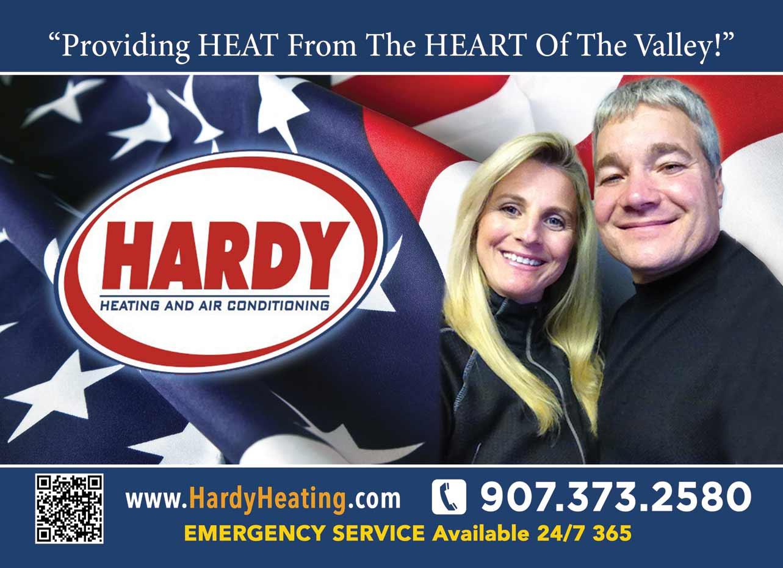 Hardy Ad